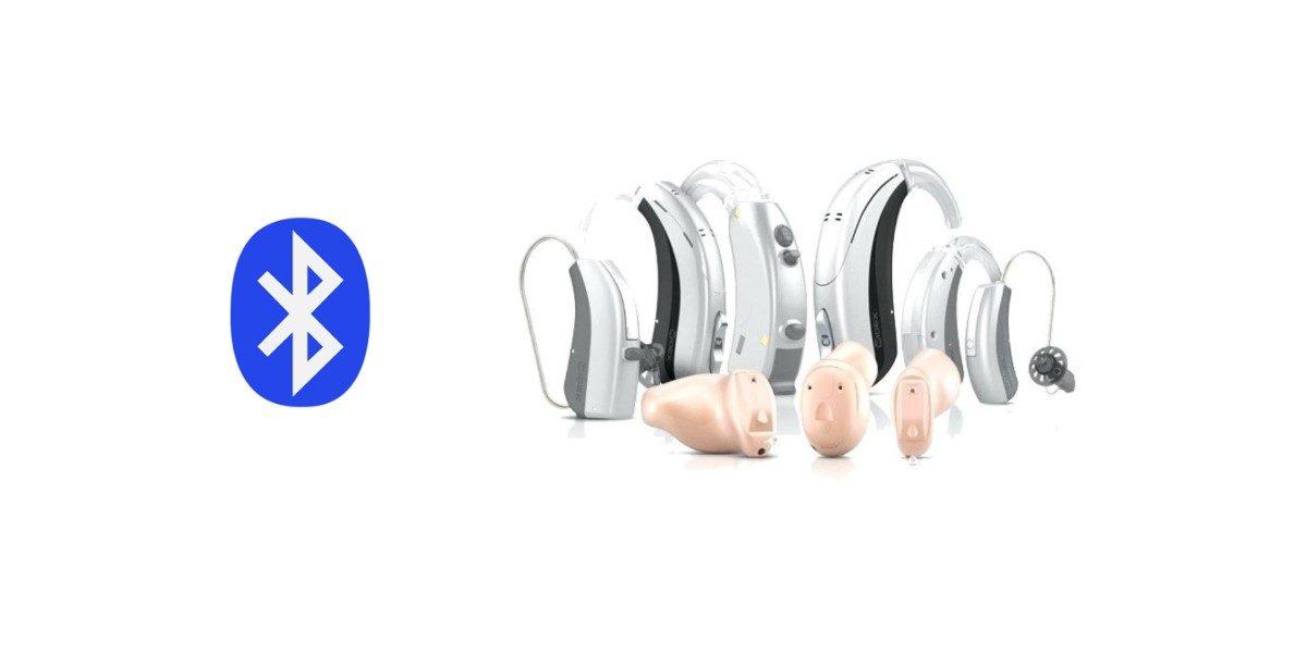 Hörgeräte mit Bluetooth