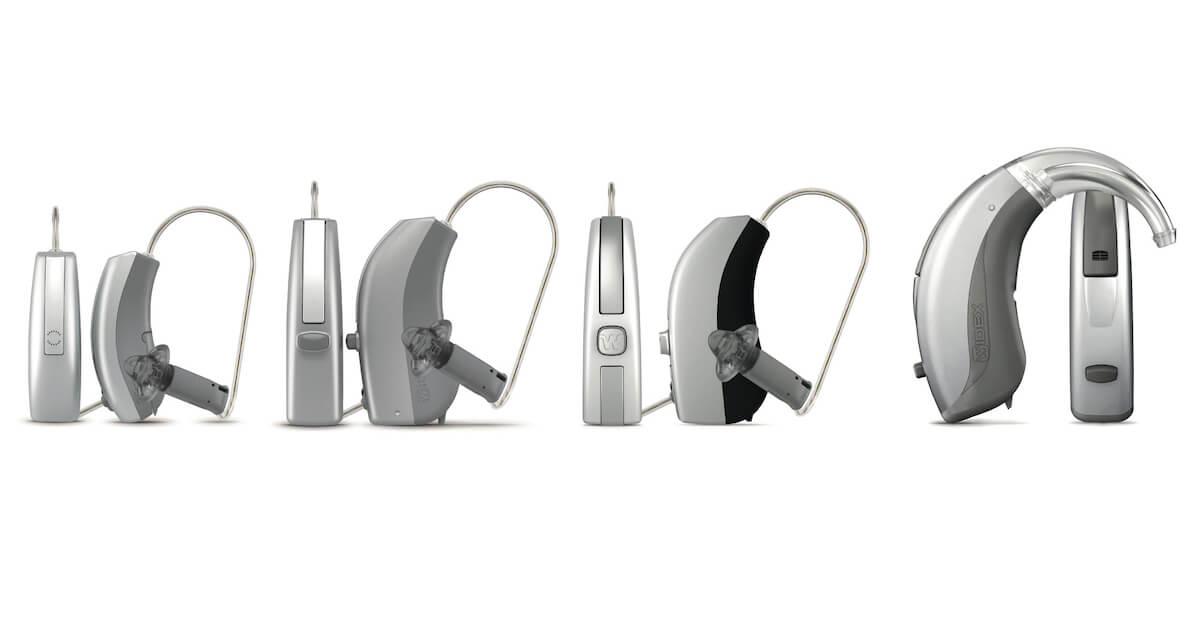 Hörgeräte von Widex Aktuelle Preise