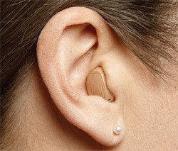 ITC Hörgerät Beispiel