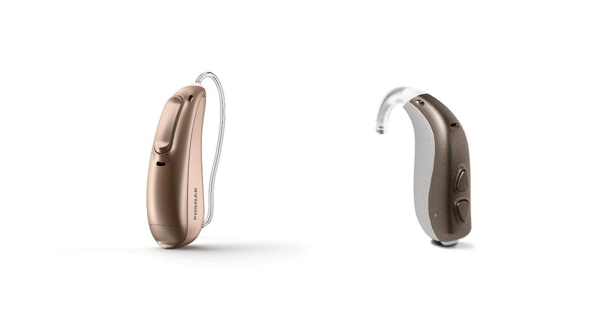 Phonak oder Bernafon Hörgeräte