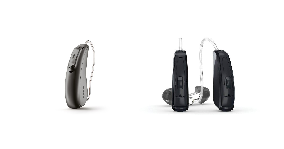 Phonak oder ReSound Hörgeräte