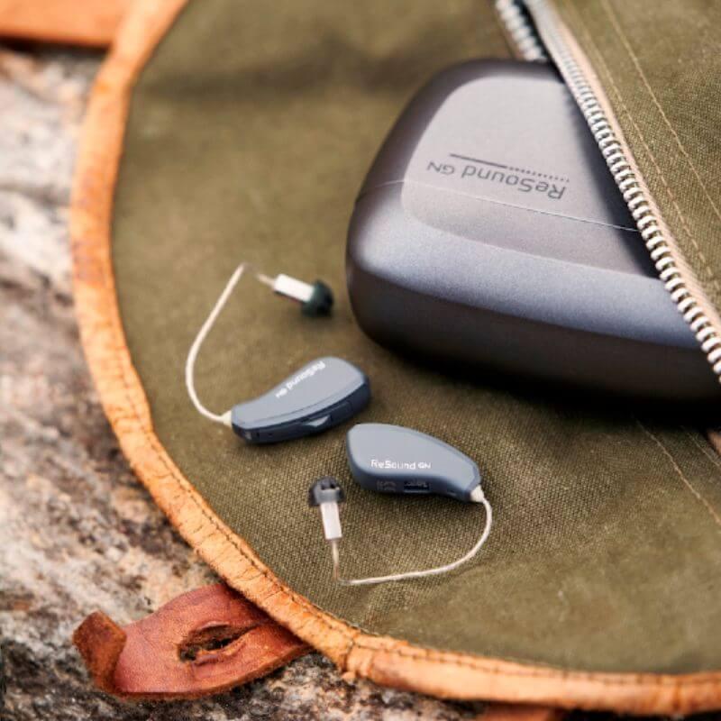 ReSound Hörgerät LiNX Quattro mit Aufladestation